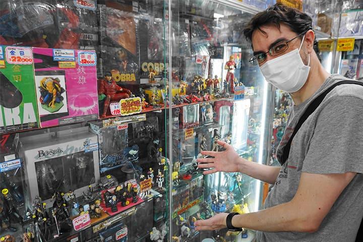 """日本漫画中的英雄数不胜数!手办店""""Gaki Ranger"""""""