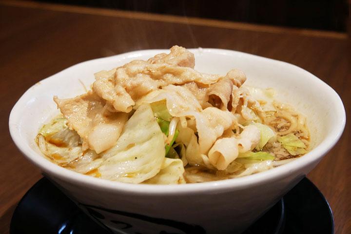 今里wasshoi 男人真性情黑醬油拉麵